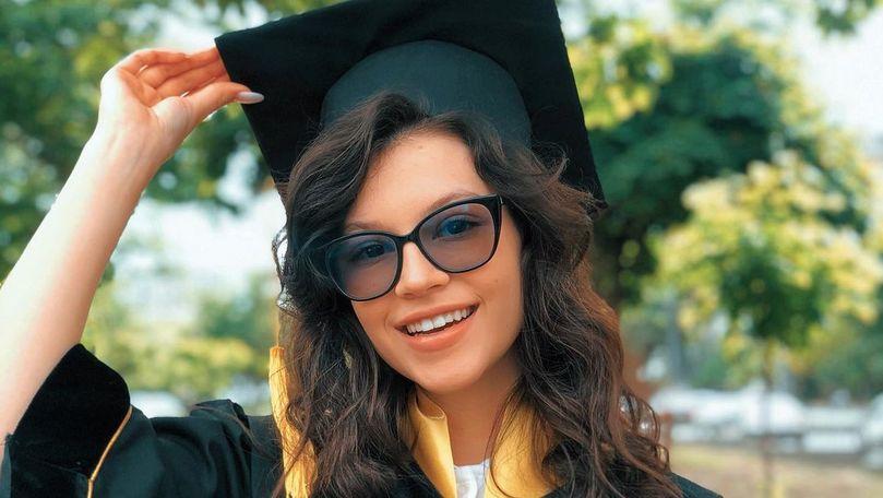 Cleopatra Stratan, absolventa clasei a XII-a: Nu urmează facultatea