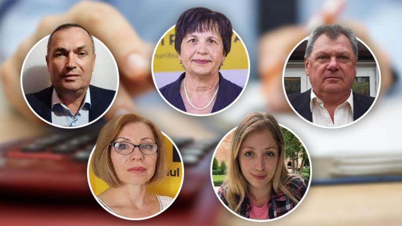Cum arată declarațiile de avere ale celor 5 viitori deputați PAS