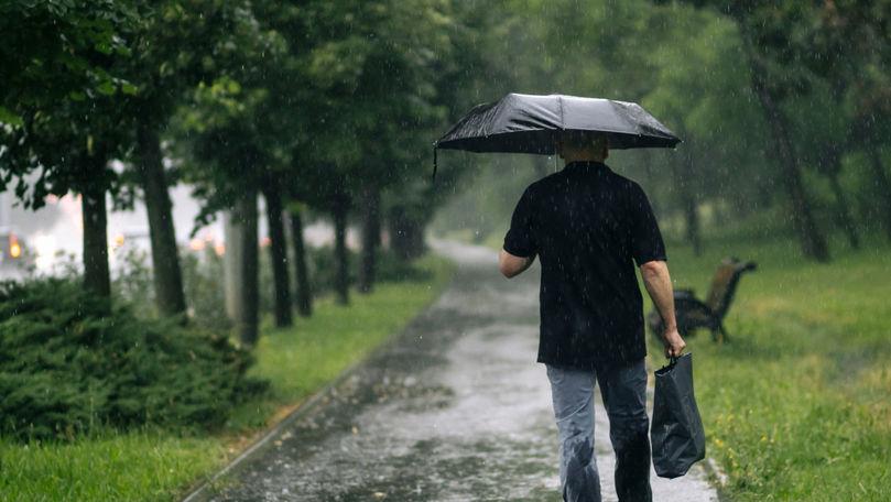 Meteo 20 iulie 2021: Vremea se răcorește. Ploi și maxime de +30°C