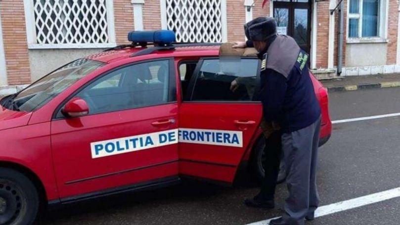 Moldovean căutat în Italia și Franța pentru furt, reținut în România