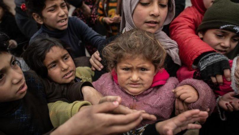 ONU speră să strângă într-o zi 5,5 miliarde de dolari pentru sirieni