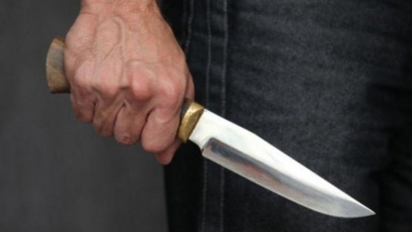 Moldovean, reținut în Rusia după ce a înjunghiat iubitul fostei concubine