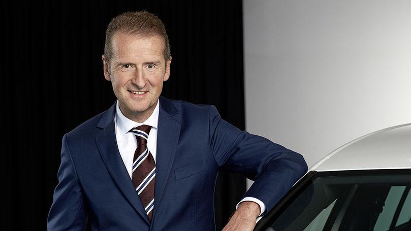 Șeful VW: Vom depăşi criza semiconductorilor în a doua parte a anului