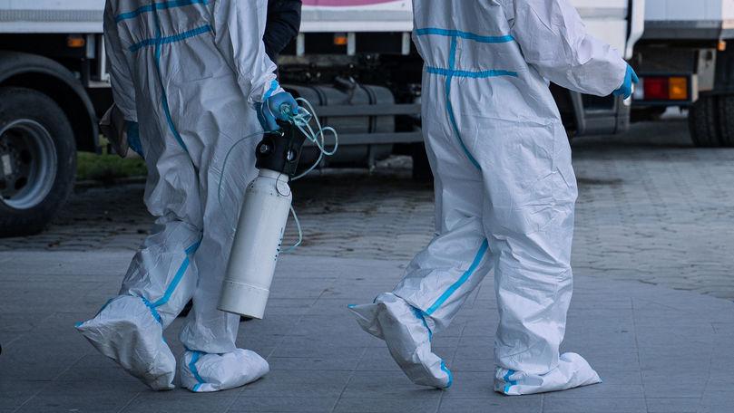 Încă 7 lucrători medicali, diagnosticați cu COVID în 24 de ore
