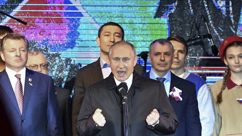 Aproape o mie de persoane și companii, sancționate de Ucraina