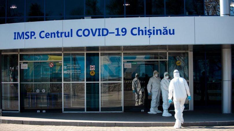 Centrul COVID-19 Chișinău de la MoldExpo împlinește un an de activitate