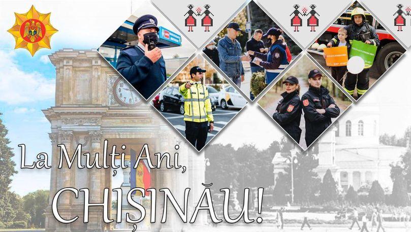 Mesajul MAI de Hramul Chișinăului: Toți locuitorii suntem o familie
