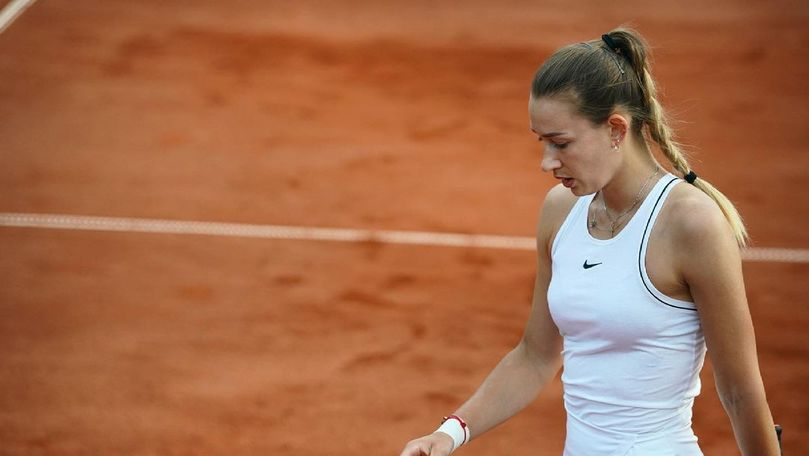 Roland Garros: O jucătoare de tenis, arestată la finalul unui meci