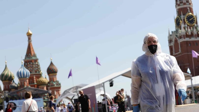 Rusia are peste 25.000 de infectări și 787 de morți de COVID într-o zi
