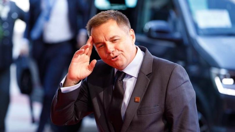 Guvernatorul băncii centrale din Slovacia, acuzat într-un caz de mită