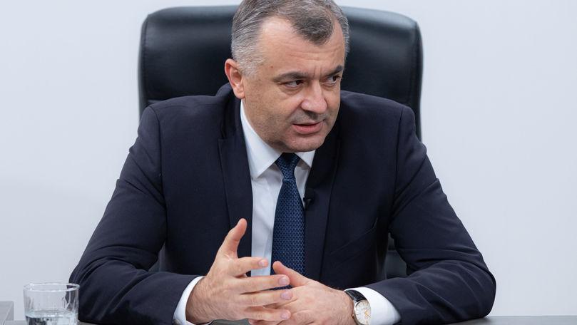 Soluțiile partidului ex-premierului Chicu pentru o administrare fiscală mai bună