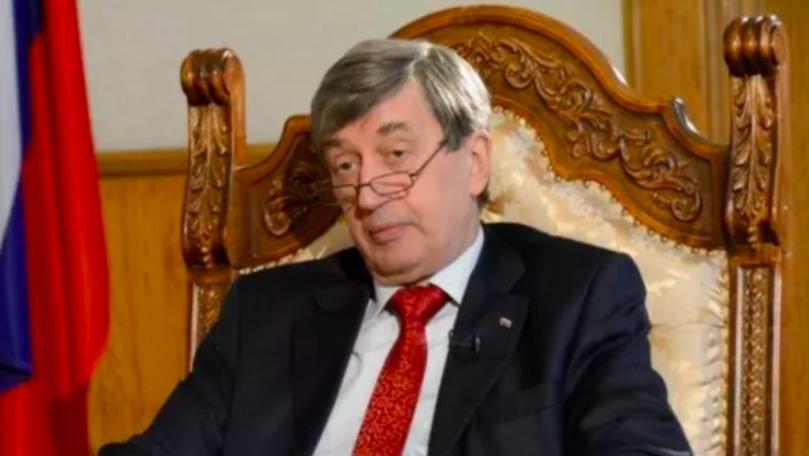 Ambasador rus: Manevrele militare de la Marea Neagră sunt provocatoare