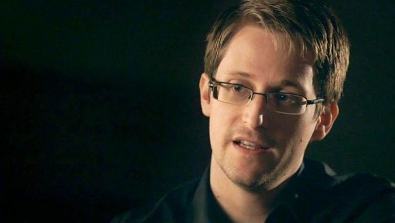 Edward Snowden l-a sunat pe Macron și i-a cerut să-i acorde azil în Franța