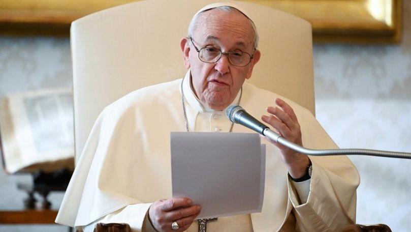 Presa: Papa Francisc a fost vaccinat la Vatican împotriva COVID-19