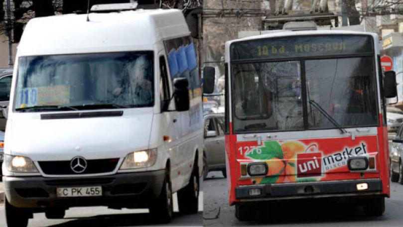 CNESP și-a anulat decizia de limitare la 50% a numărului de călători în transport