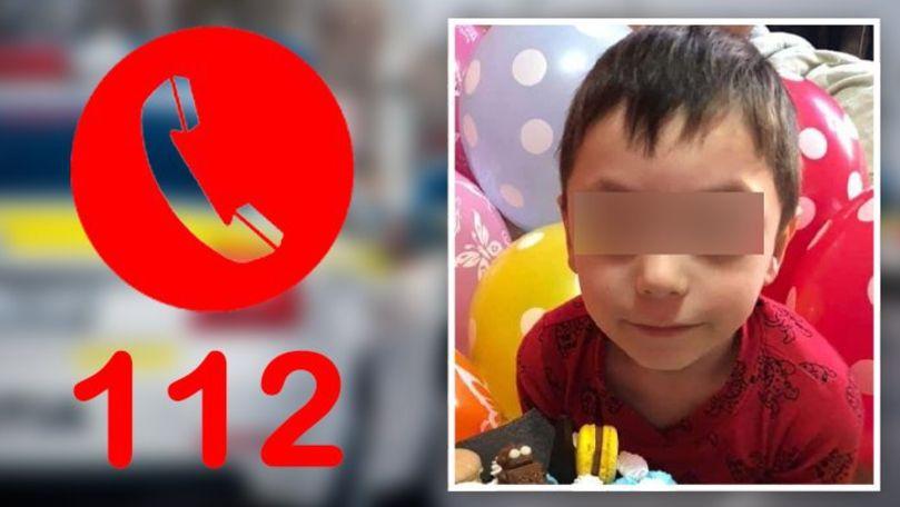 Copil de 6 ani din Hâncești, căutat cu disperare de rude și poliție