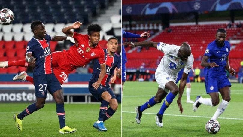 PSG ajunge în semifinalele Ligii Campionilor după un nou meci cu Bayern