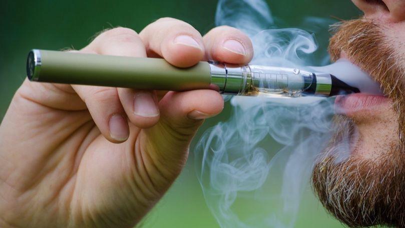 Boala misterioasă pe care o cauzează țigările electronice și de care nu știai