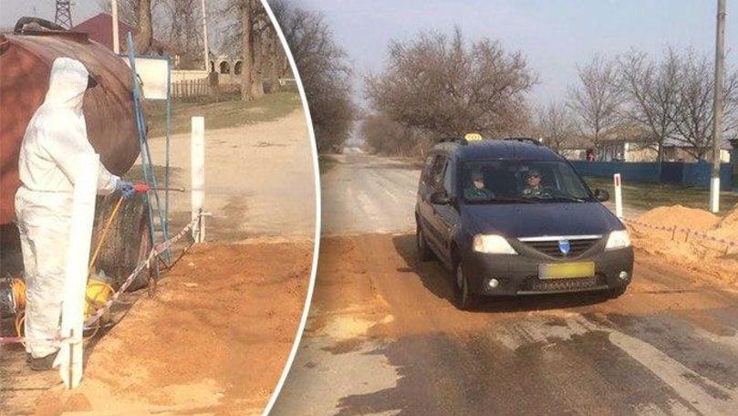 O alfel de carantină în raionul Glodeni: Pesta porcină a izolat un sat