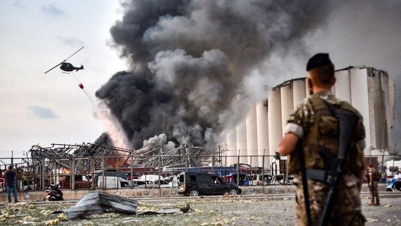 Bilanț în Liban: 100 de morți şi 4.000 de răniţi. Mărturii din dezastru