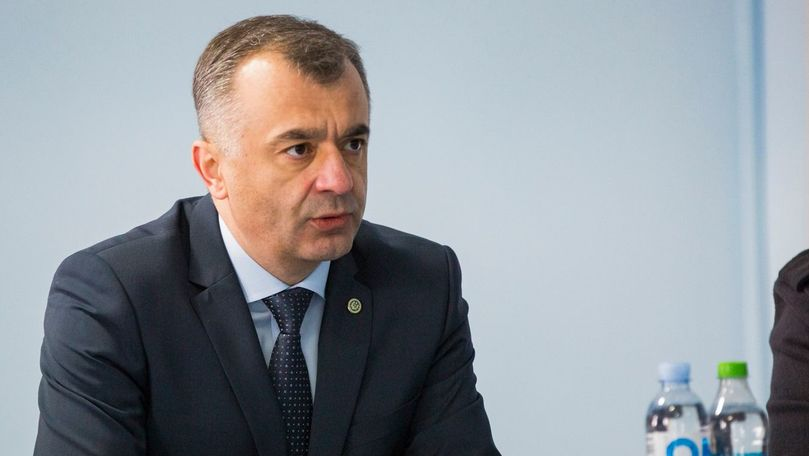 Chicu, de acord cu Șor: Băncile din frauda bancară nu trebuiau lichidate