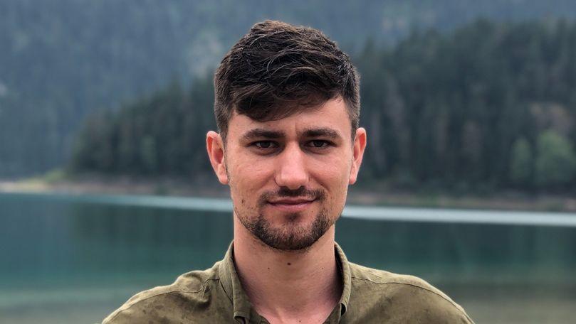 Un tânăr din Moldova a lansat un startup pentru echipe sportive din lume