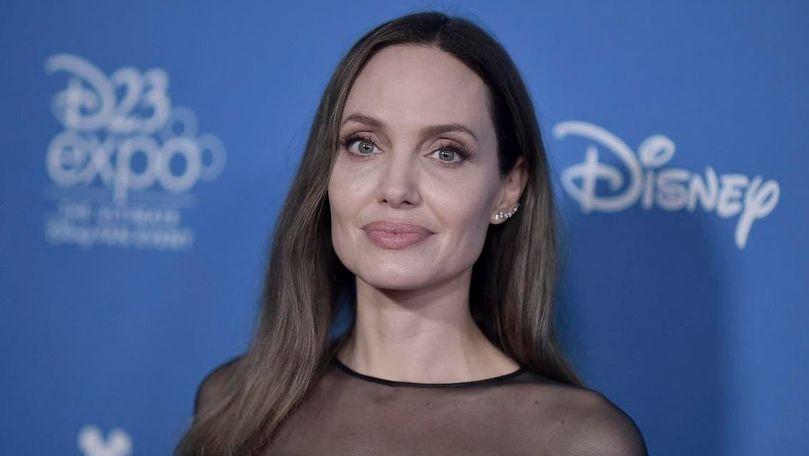 Cum au apărut Angelina Jolie și Zahara, fiica ei de 16 ani, la un eveniment