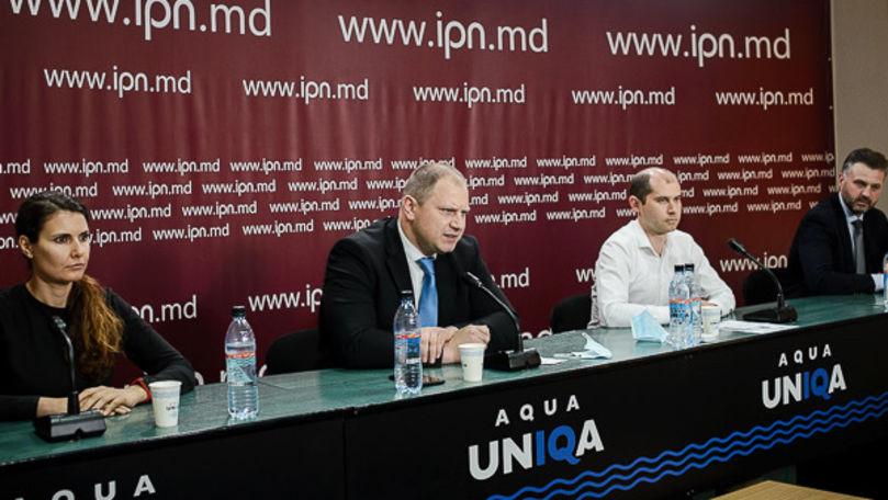 Partidul Schimbării acuză persecutarea politică a lui Sergiu Postica