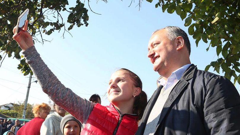 Tkaciuk: Blocul puricilor de stânga. Dodon va pierde 20% la anticipate