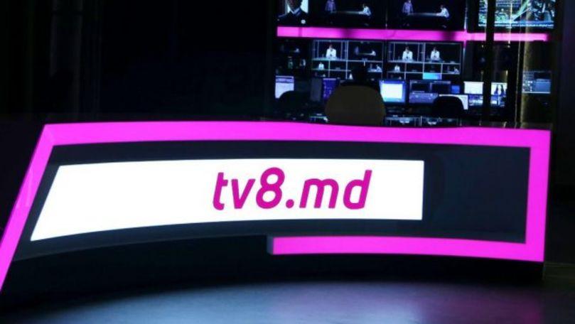 Un canal de Youtube al TV8, blocat. A fost inițiată o anchetă