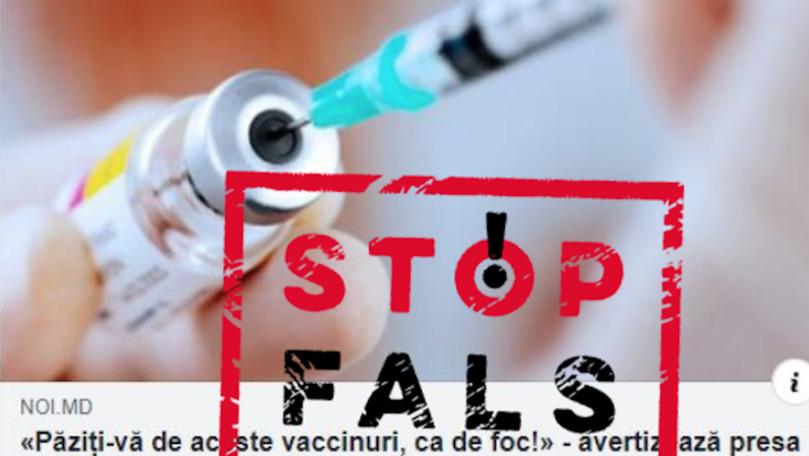 FALS: Vaccinul Gardasil împotriva virusului ce provoacă cancerul de col uterin, inutil