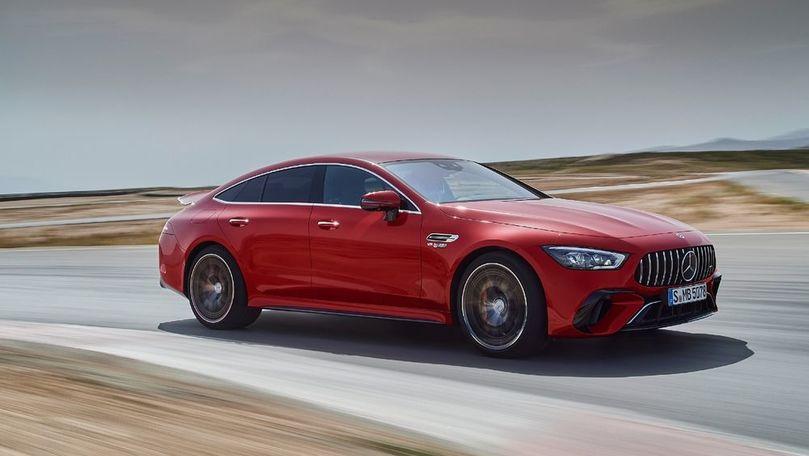 Mercedes-Benz: Livrări amânate din cauza crizei de semiconductori