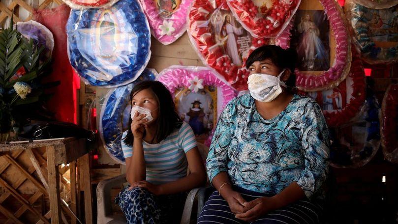 Coronavirus: Mexicul raportează un nou record zilnic de contaminări
