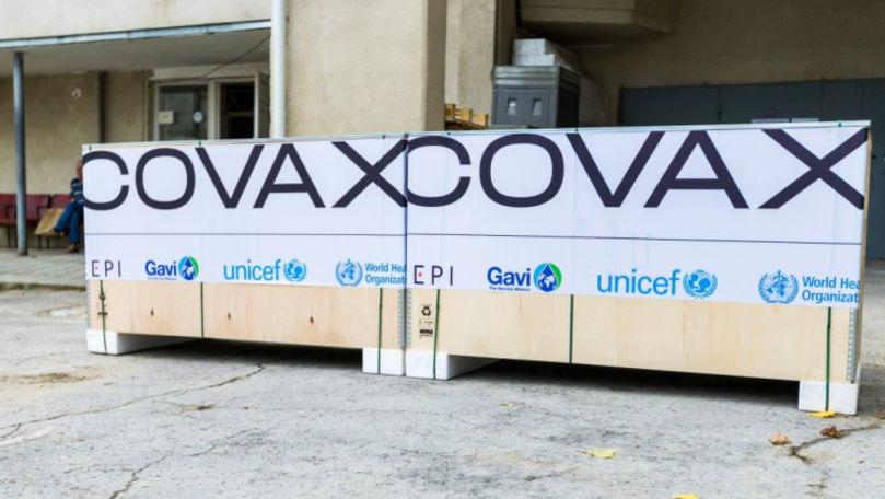 R. Moldova a recepționat un lot de 46 de frigidere prin platforma COVAX