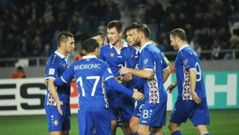 Naționala Moldovei a pierdut și meciul cu Insulele Feroe: Scorul final