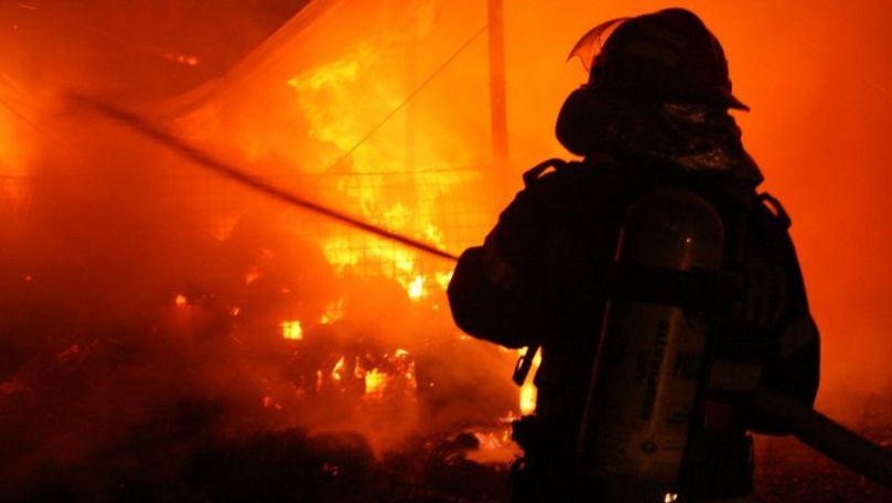 Incendiu la Grigoriopol: Un tânăr de 26 de ani a fost găsit mort