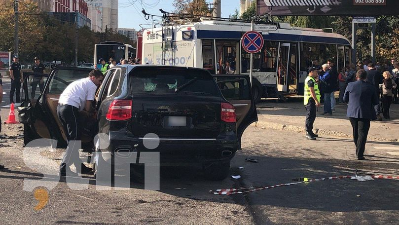 Încă un bărbat a decedat în urma terifiantului accident de la Buiucani
