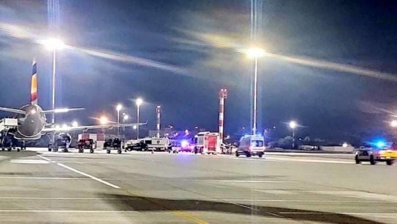 Alertă falsă la Aeroport: Un avion de pe cursa Chișinău-Istanbul, minat