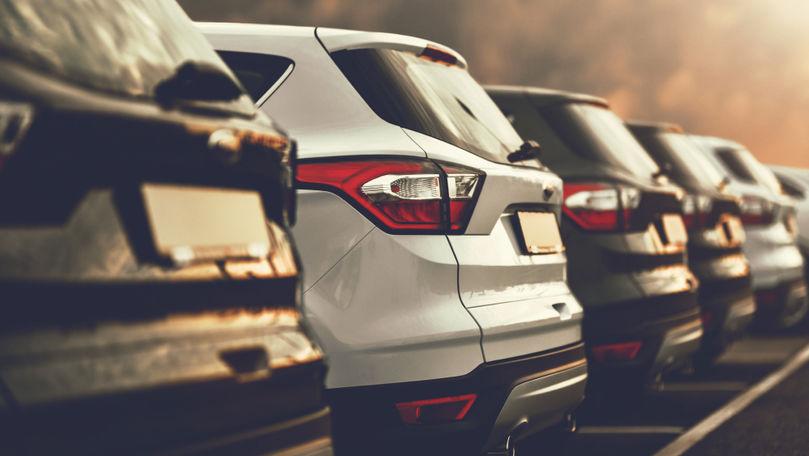 Numărul mașinilor luate în chirie în Moldova a scăzut simțitor în 2020