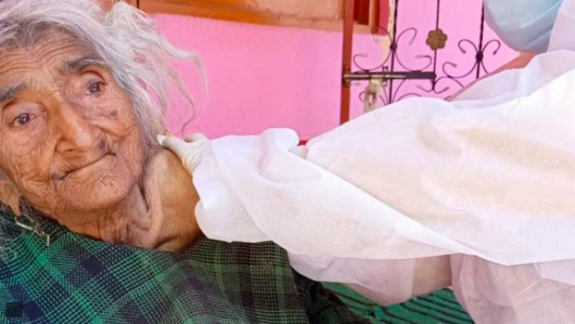 Cum a fost găsită în India cea mai bătrână femeie din lume