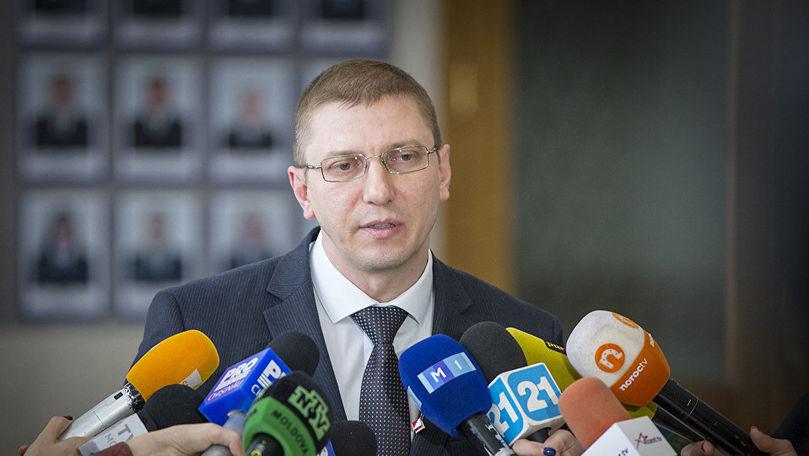 Șeful Procuraturii Anticorupție, Viorel Morari, suspendat din funcție