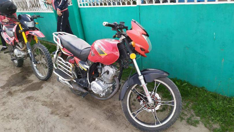 """Operațiunea specială """"Motociclistul"""": Mai multe motociclete, evacuate"""