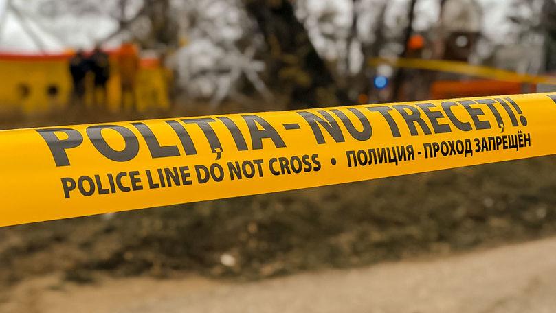 Tragedie la Taraclia: O femeie și-a găsit tatăl strangulat în gospodărie