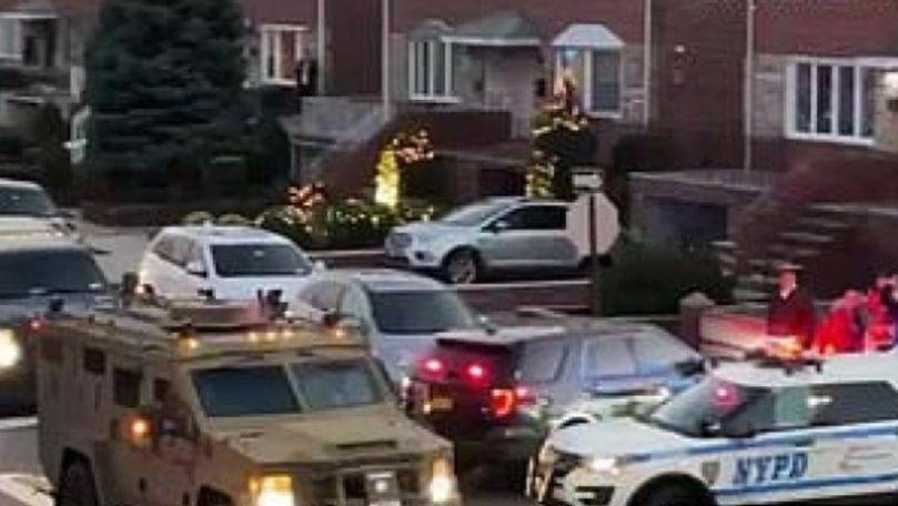 Un român plănuia un atac la Washington: Ce au găsit în casa lui din New York