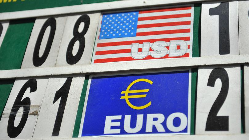 Curs valutar 29 aprilie 2021: Cât valorează un euro și un dolar