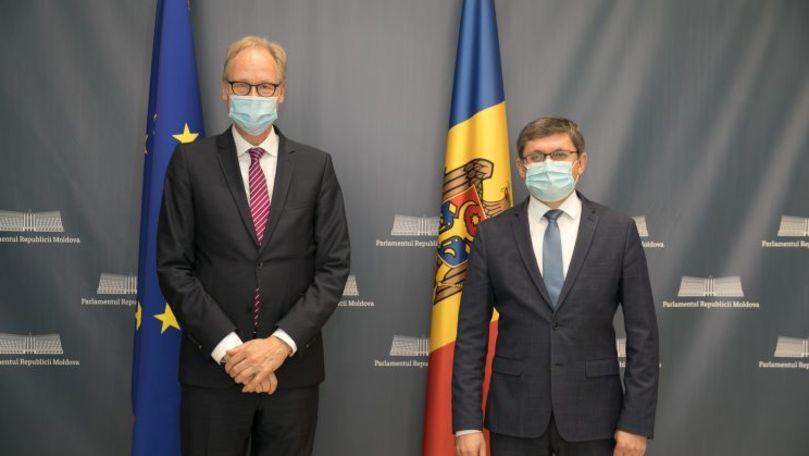 Grosu: Vom atrage investiții. Moldova se va moderniza și dezvolta