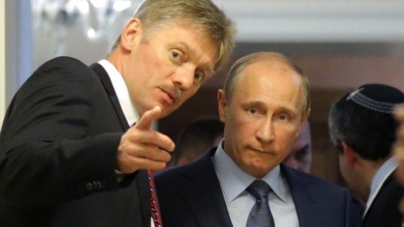 Purtătorul de cuvânt al lui Putin salută adoptarea legii privind statutul limbii ruse în Moldova
