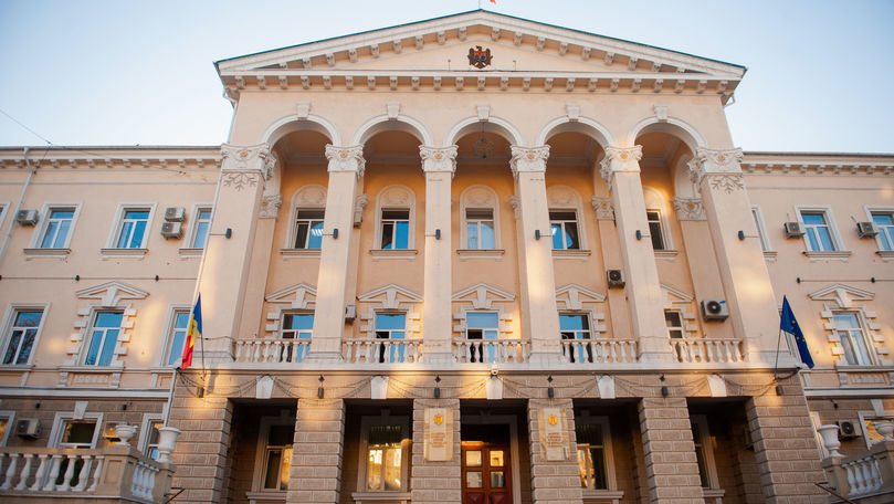 MAI confirmă implicarea angajatului său într-un accident din Chișinău