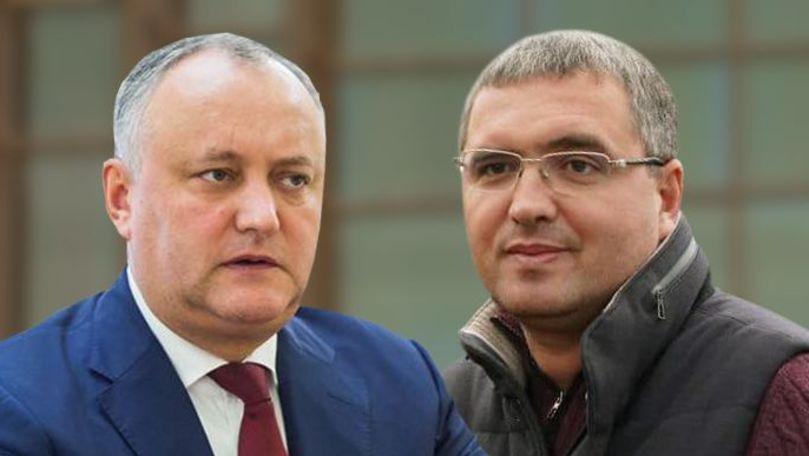 Usatîi îl acuză pe Dodon că folosește polițiștii în campania electorală