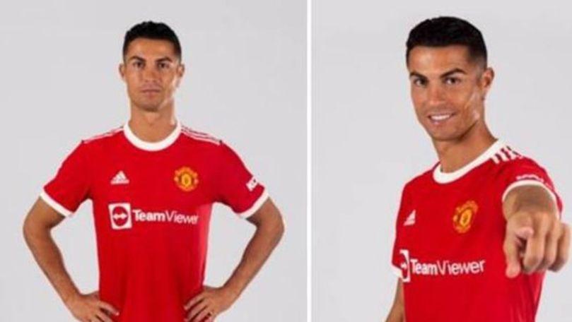 Ronaldo a vândut tricouri de două ori mai bine decât Messi